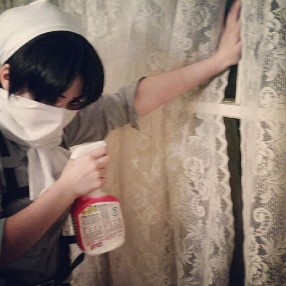 When You're a Heichou by DragonGames