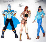 Wonder Woman Villains Redone: Page 8
