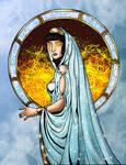 Lady Hestia: Keeper of the Hearth