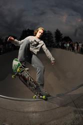 Rob Maatman, Pivot Stall fakie by eddiethink