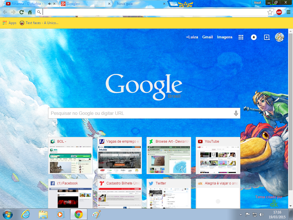 how to ask a question on google chrome