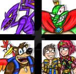 Smash Bros. Switch Wish List - Part 1