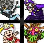 Smash Bros. Switch Wish List - Part 5