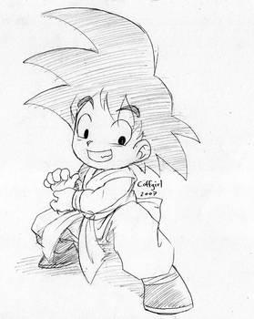 Goku : Dragonball