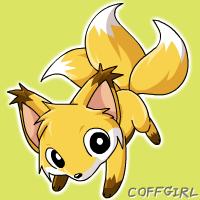 Nostale Avatar : Oto-Fox by Coffgirl