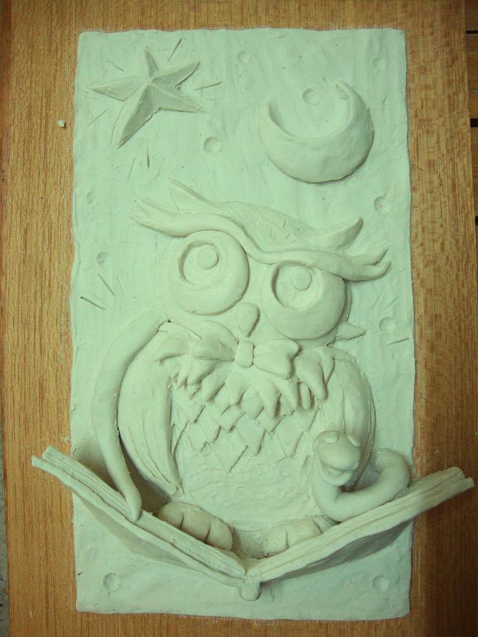 Owl Magic Book by Coffgirl