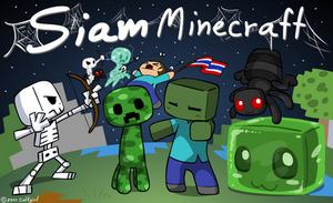 Siam minecraft again by Coffgirl