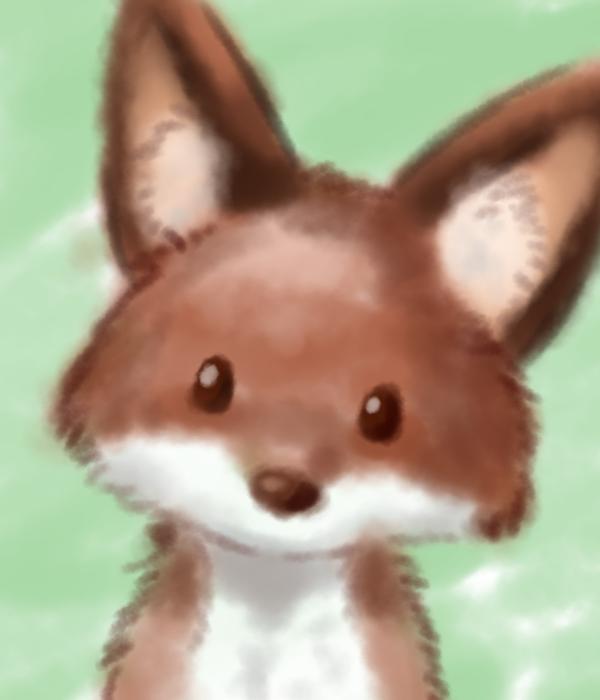 Little Fox by Coffgirl