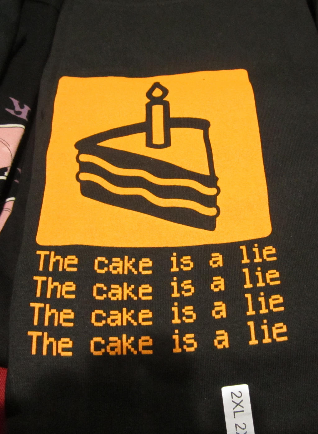 The Cake Is A Lie But The Cube Is Forever