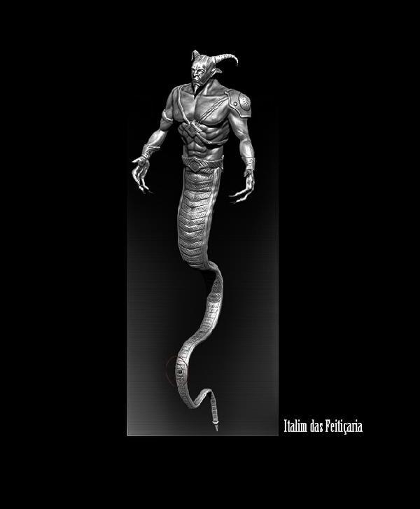 Homem Cobra by Sabbackath