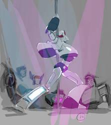 Stripper Prowl by iiskaa