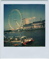 London Eye by Hantenshi