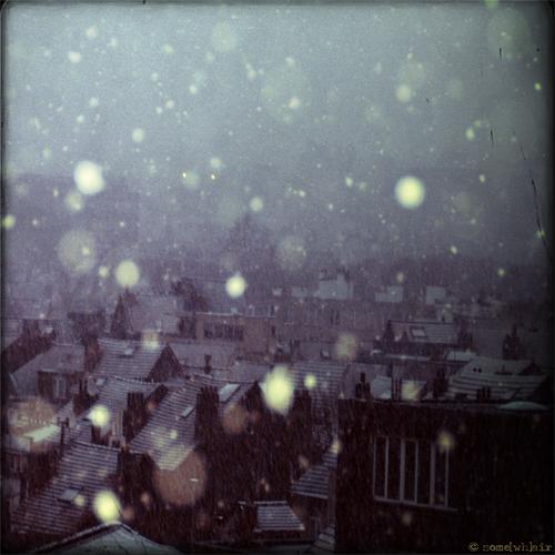 Winter Coat by Hantenshi