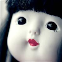 Little Japanese Girl by Hantenshi
