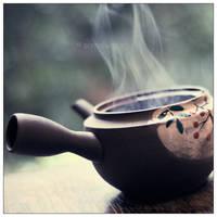 Japanese Tea by Hantenshi