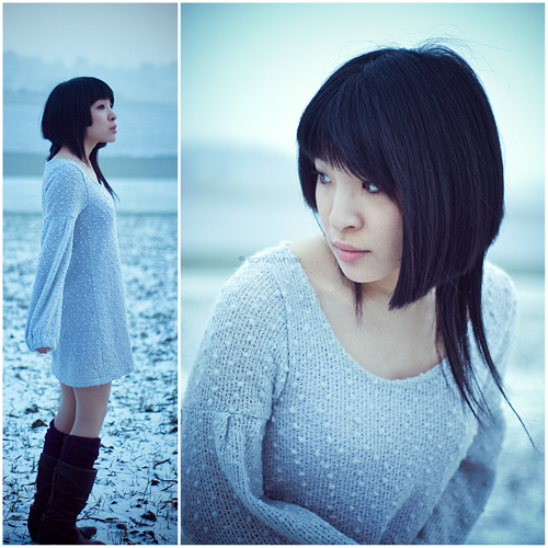 Lost In The Winterland by Hantenshi