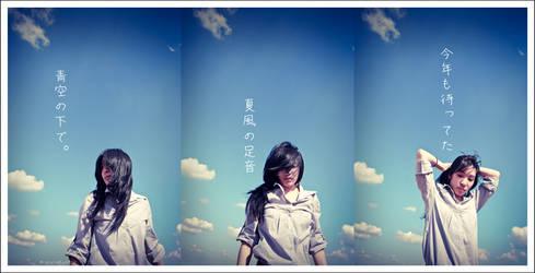 Summer Moments by Hantenshi