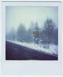 Road To Winter by Hantenshi