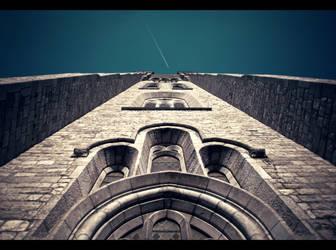 Cross The Sky by Hantenshi