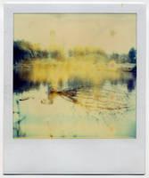 Ghost Lake by Hantenshi