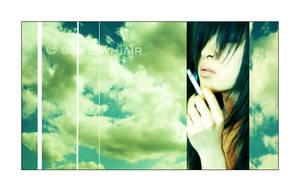 Smoky Cloud by Hantenshi