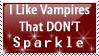 Don't Sparkle by FlavorlessMuffin