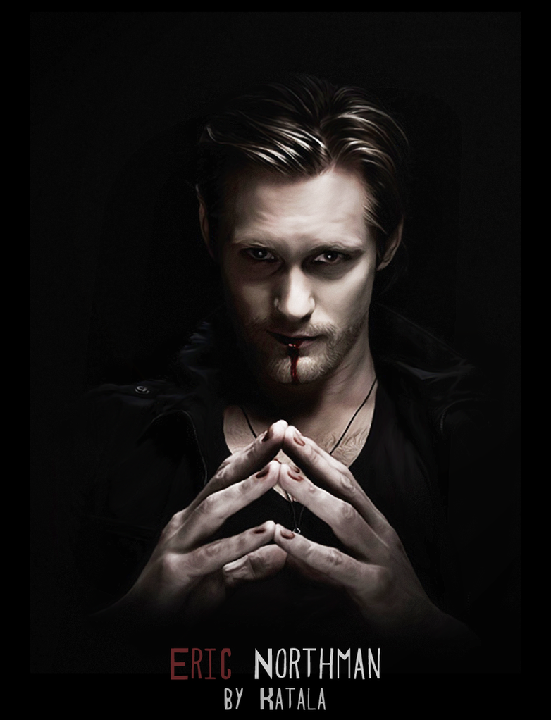 Eric Northman by Katala