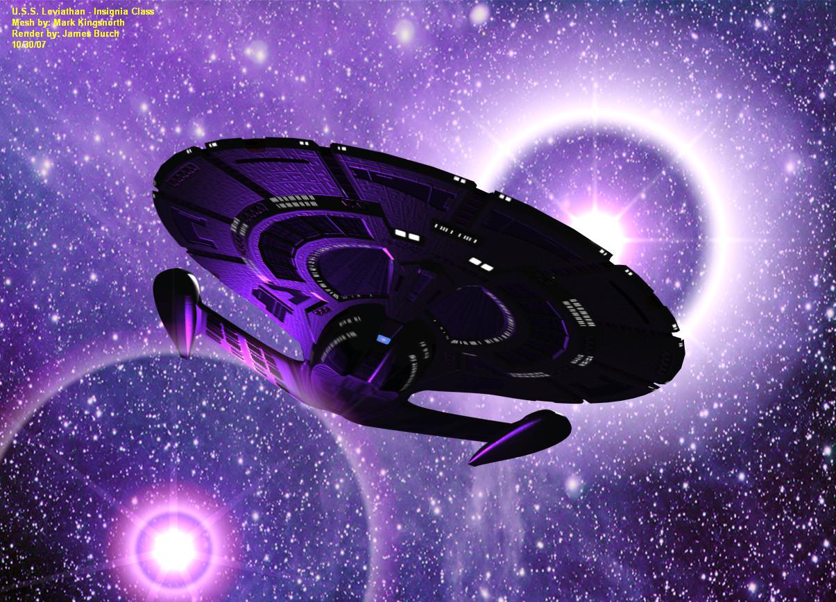 Close-up with a purple nebula by King-O-the-Goats