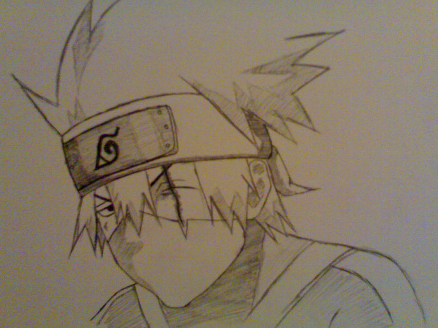 Kakashi kid by WTD-Q8 ...