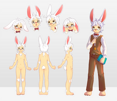 Ruka reference by Teumes
