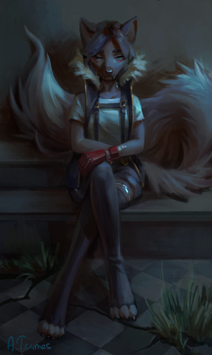 Thinking about by Teumes