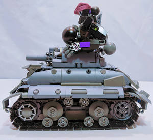tank captain side