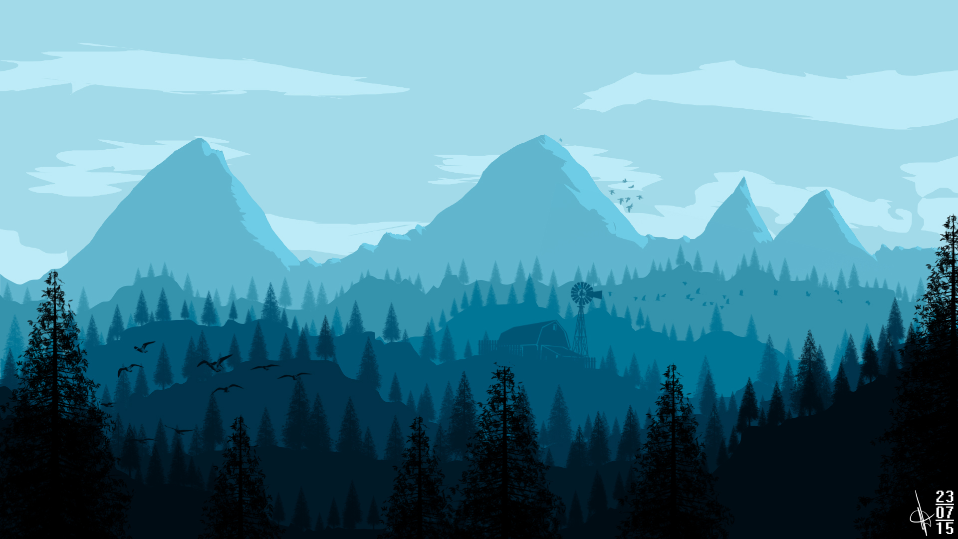 icy mountain wallpaper collections