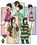 {I-A-S} Lin's Casual Clothing