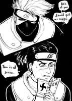 [8] Kakashi Never Passes Anyone (Naruto) by SeraphicMayin