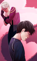 [Yuri on Ice] Stay Close to Me by SeraphicMayin