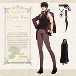 [Guardian of Animus] Malcolm Profile