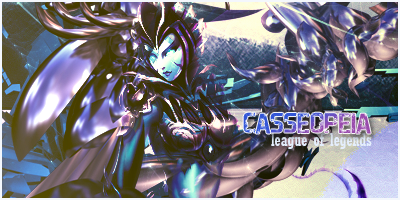 Cassiopeia Signature by FreeshootXiggy