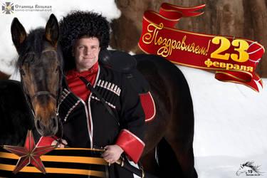 February 23 cossacks 2019 by rivkin-nn