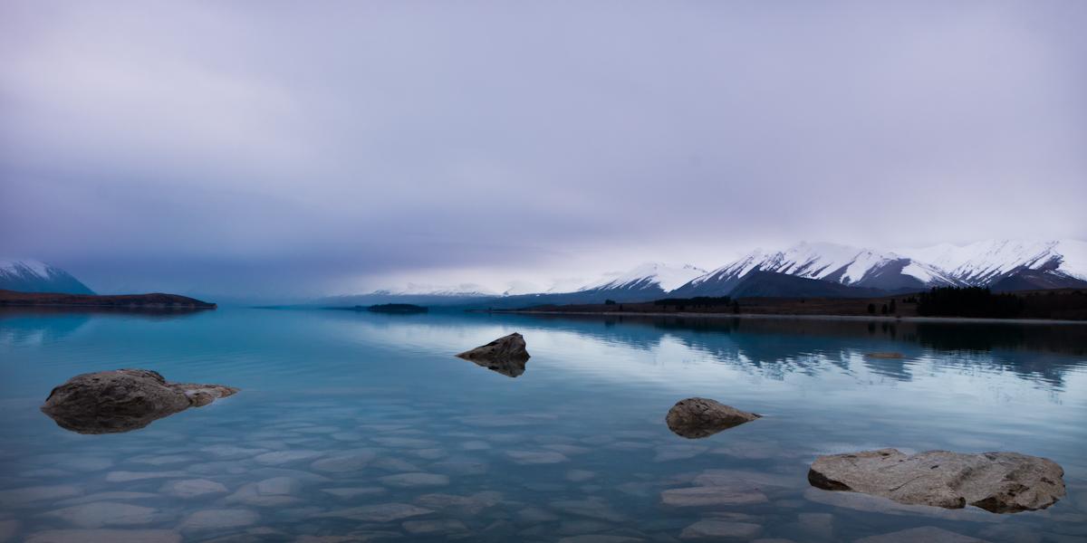 Lake Tekapo by Niv24