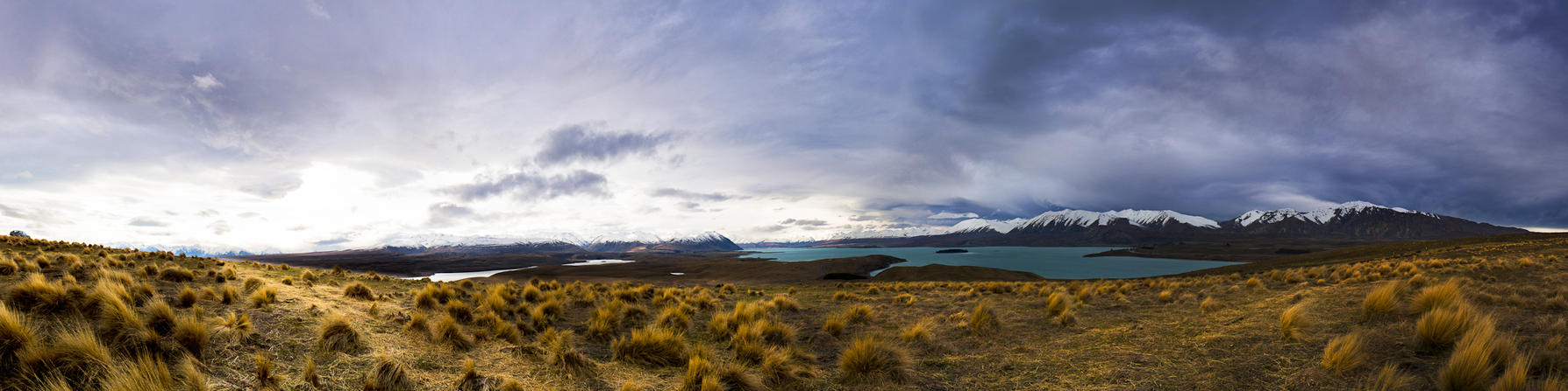 Mackenzie Country Panoramic by Niv24