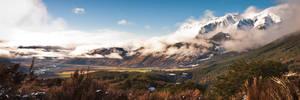 The Waimakariri Valley by Niv24