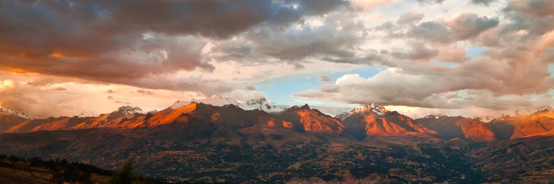 Cordilleras Blanca by Niv24