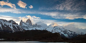 Mt Fitz Roy Sunset by Niv24