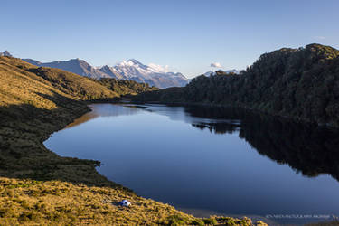 South Island Mountains by Niv24
