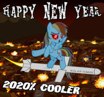 [J.B.M]-RAINBOW.EXE-Special (Happy New Year 2020%) by JBM-DeviantArt
