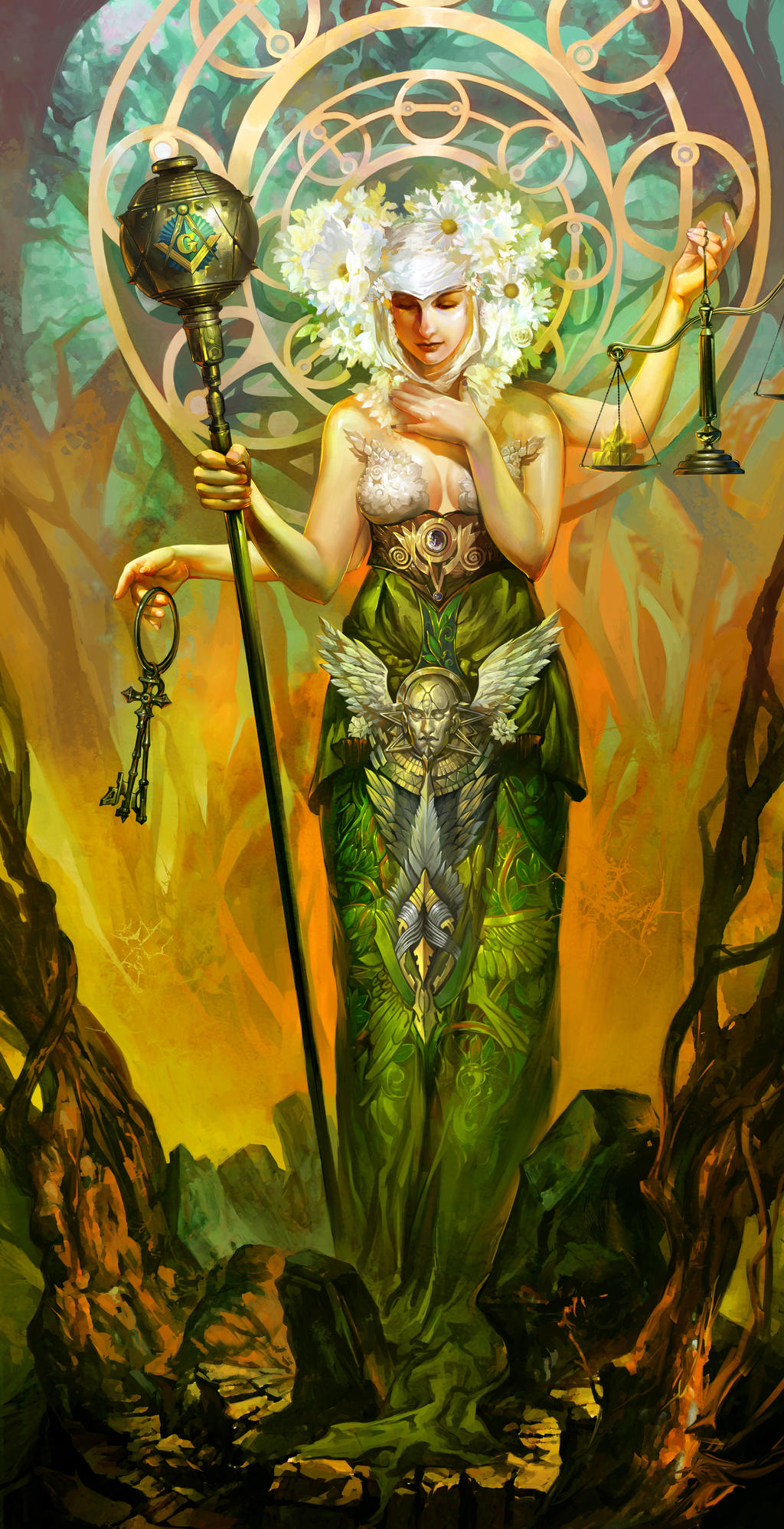 Masonary Queen