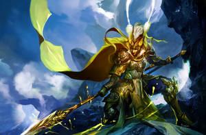 WarriorYangJian2013-6-13