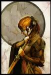 cavalier of gold