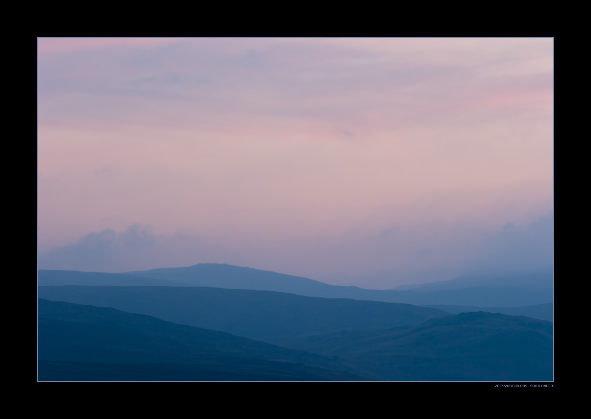 Tranquility Hills by Klors